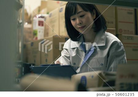 倉庫 ビジネスシーン 50601235