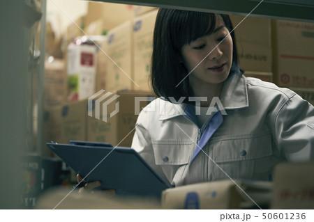 倉庫 ビジネスシーン 50601236
