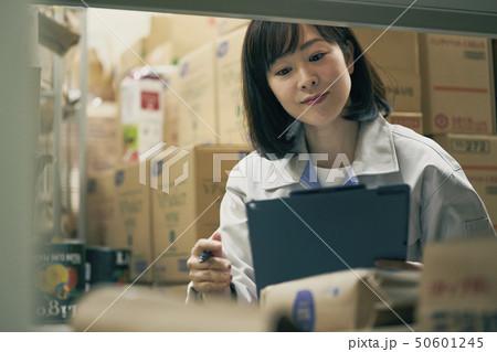 倉庫 ビジネスシーン 50601245