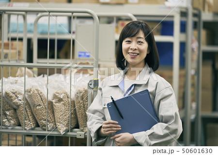 倉庫 ビジネスシーン 50601630