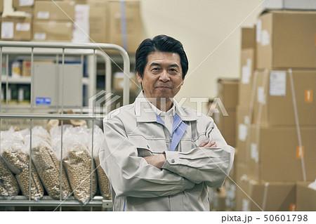 倉庫 ビジネスシーン 50601798
