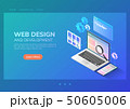 isometric website development and application 50605006
