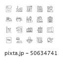 プロジェクト 計画 アイコンのイラスト 50634741