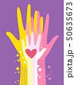 Hands Family Foundation Illustration 50635673