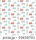 London city theme kid seamless vector pattern. 50639701