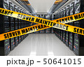 Server Maintenance concept. Server racks 50641015