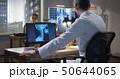 分析する 医師 医者の写真 50644065
