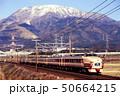 1995年 485系ボンネット車L特急しらさぎ7両 50664215