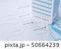 ビル 高層ビル 東京の写真 50664239