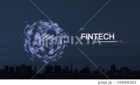 先進 5G AI 人工知能 フィンテック Fintech MaaS ICT ブロックチェーン 50669263
