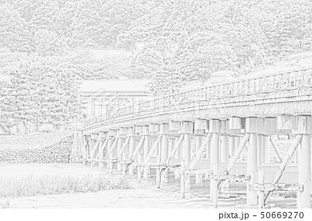渡月橋 50669270