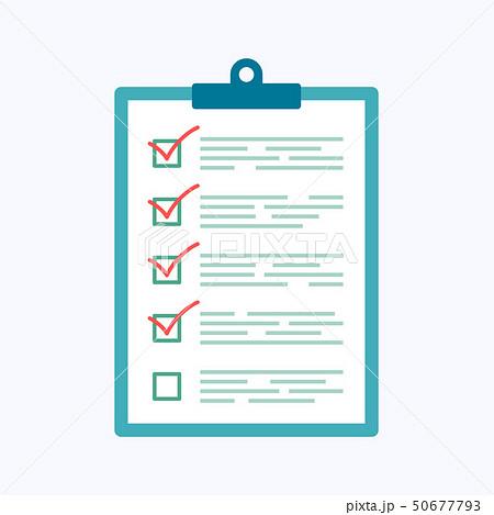 Survey report, checklist, questionnaire 50677793