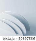Minimalist installation. Abstract 3d 50697556