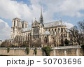 The Cathedral of Notre Dame de Paris, France 50703696