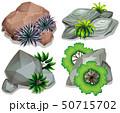 ストーン 石 石材のイラスト 50715702