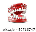 Tooth human implant. Dental concept 3d illustration 50716747