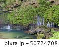雄川の滝(鹿児島県南大隅町根占川北) 50724708