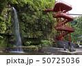 神川大滝公園の小滝(鹿児島県肝属郡錦江町) 50725036