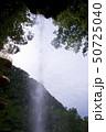 神川大滝公園の小滝の裏(鹿児島県肝属郡錦江町) 50725040