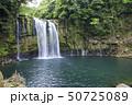 神川大滝公園の大滝(鹿児島県肝属郡錦江町) 50725089