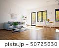 Scandinavian style living room 50725630