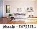 modern  living interior design. 50725631