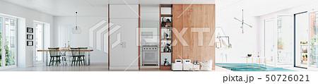 modern scandinavian style  interior. 50726021