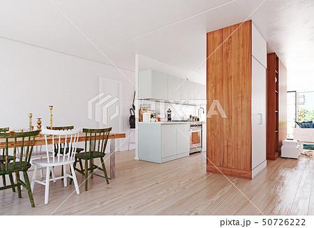 modern scandinavian style  interior. 50726222