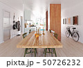 modern scandinavian style  interior. 50726232