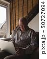 老人 シニア 年上の写真 50727094