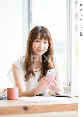 ライフスタイル 女性 50739210