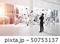 ソーシャル 社会 コミュニケーションの写真 50753137