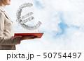 キャリアウーマン ビジネスウーマン ユーロの写真 50754497