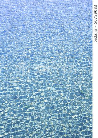 水面のバックグラウンド 50759083