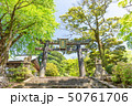 英彦山神宮 神宮 新緑の写真 50761706