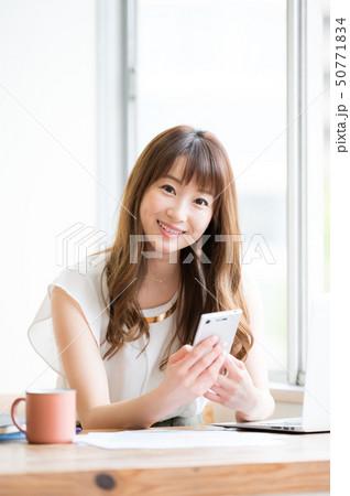 ライフスタイル 女性 50771834