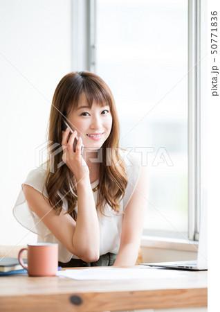 ライフスタイル 女性 50771836