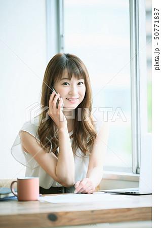 ライフスタイル 女性 50771837