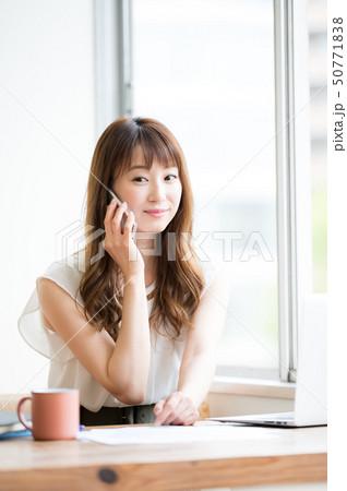 ライフスタイル 女性 50771838