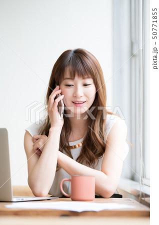 ライフスタイル 女性 50771855