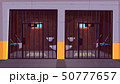 Prison single cells interior cartoon vector 50777657