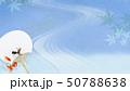 背景-和-和風-和柄-和紙-金魚-うちわ-紅葉-夏-祭り-水色-夏休み 50788638