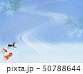 背景-和-和風-和柄-和紙-金魚-紅葉-夏-祭り-水色-夏休み 50788644