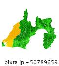 静岡県と浜松市地図 50789659