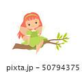 妖精 おとぎ話 女の子のイラスト 50794375