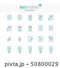Easy icons 16e Docs 50800029