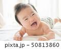 赤ちゃん 男の子 乳児 乳幼児 子育て 50813860