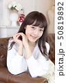 女性 女の子 ヘアスタイルの写真 50819892