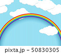青空と雲 50830305