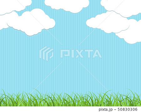青空と雲 50830306